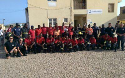 Cape Verde Firefighters