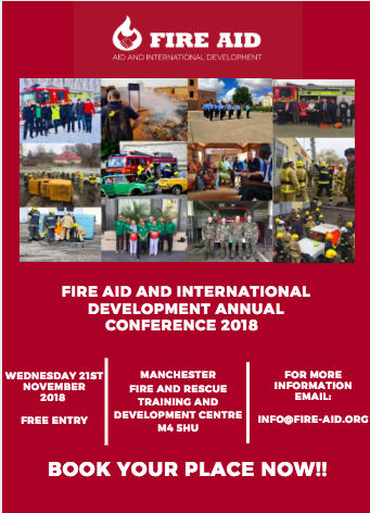 FIRE AID and International Development Annual Conference 2018